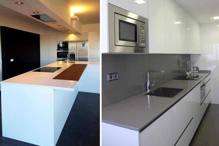 Reformas y servicios para el hogar Tips para seleccionar la encimera de tu cocina