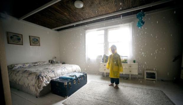 Reformas y servicios para el hogar Reparar las goteras desde el interior