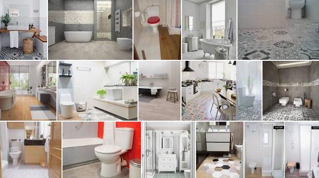 Reformas y servicios para el hogar Reforma tu baño con Vinilo – Sin Obras