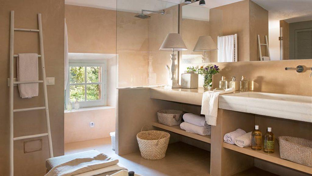 Reformas y servicios para el hogar Reformar un baño con micro cemento