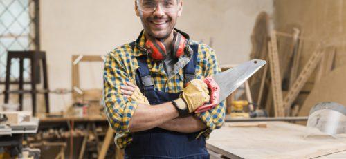 Contratar un carpintero o ebanista especialista en madera